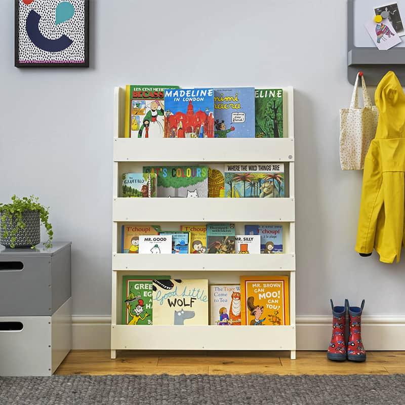 Librerie Frontali per Bambini di Tidy Books