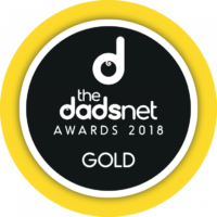 Dadsnet Awards 2018 - Gold