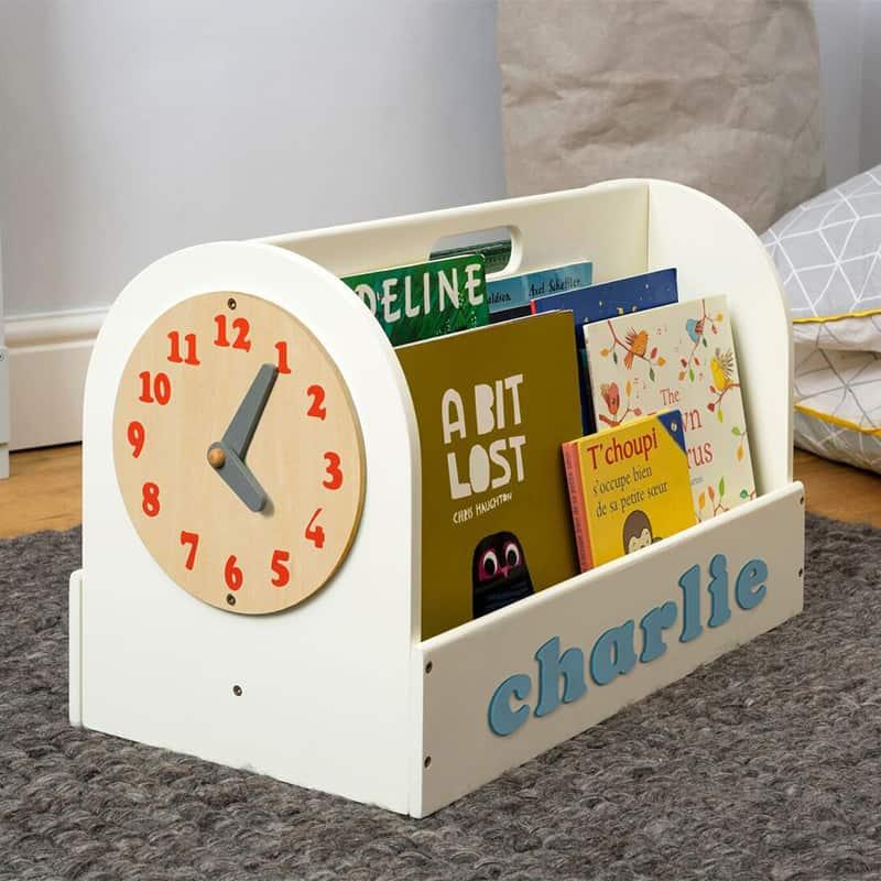 Libreria Frontale Portatile Personalizzata di Tidy Books