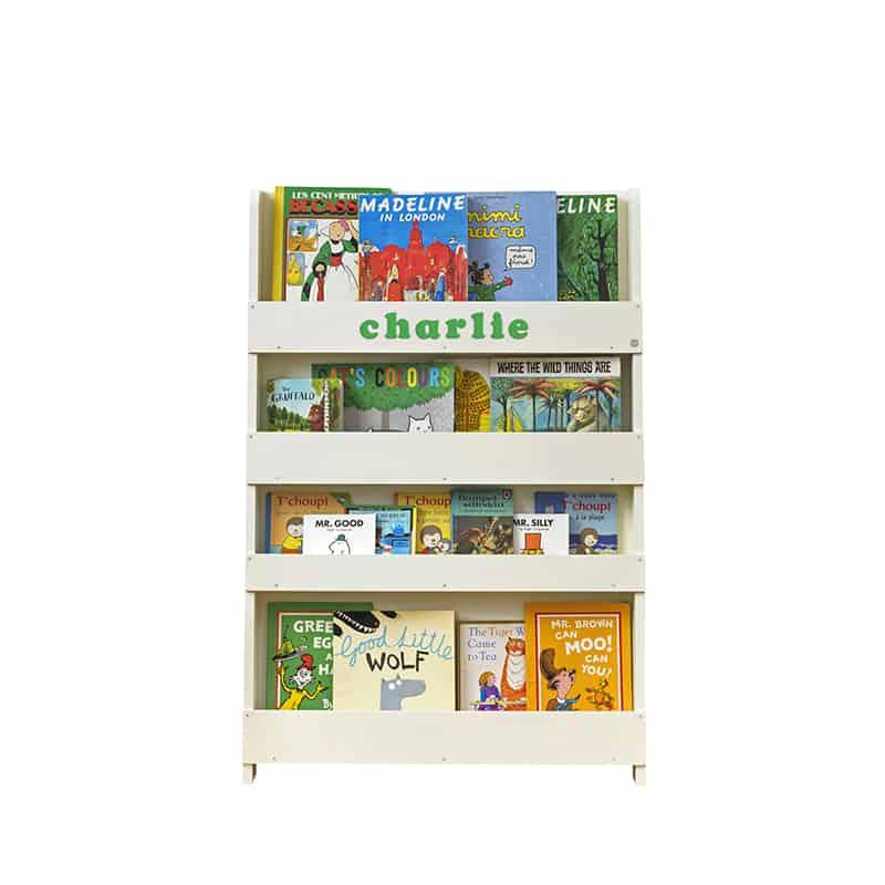 Libreria per Bambini Personalizzata di Tidy Books